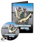 DVD CSUKAORSZÁGBAN JÁRTUNK LUKÁCSI & KOVÁCS