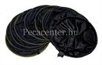 TRABUCCO NASSA GNT-PRO NET PVC-PE MESH ROUND 50 3,0 m, versenyszák