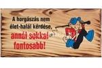 FATÁBLA 'A HORGÁSZÁS NEM ÉLET-HALÁL'