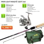 Profi Light Pergető szett 240 1282-240+ 2248-330+ 5254-001