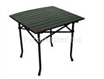 CZ Roll-top összecsukható asztal, 53x51x49cm