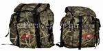 CZ Camou Horgász hátizsák 35, 35x20x50cm