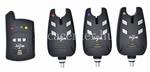 CZ Topex K-370 elektromos kapásjelző szett 3+1
