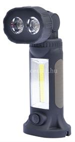 CZ Forgatható fejű lámpa