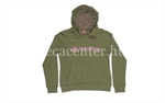 NAVITAS WOMENS HOODY GREEN XL