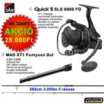 Quick 5 SLS 6000 FD+MAD XT1 3,6M 3LBS 2R