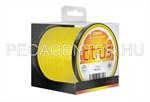Delphin CITRUS / sárga 0,25mm 11lbs 34800m