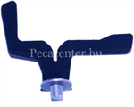 Aluflokk AF-2 fekete feeder bottartó fej