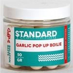 Balaton Baits Standard Pop-up csalizó bojli 12 mm 30 g - Fokhagyma