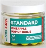 Balaton Baits Standard Pop-up csalizó bojli 12 mm 30 g - Ananász